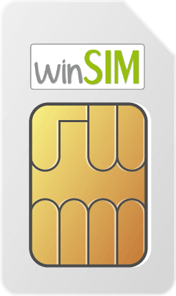 winSIM LTE Internet XL
