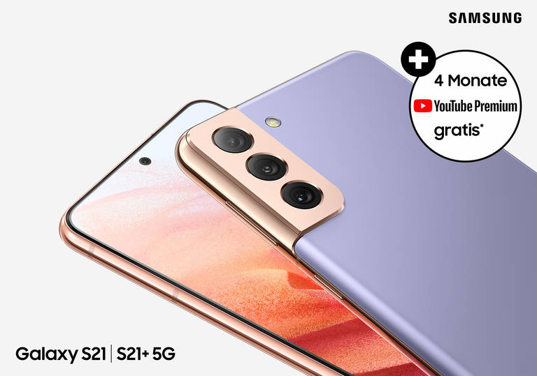 Samsung Galaxy S21 5G  S21+ 5G