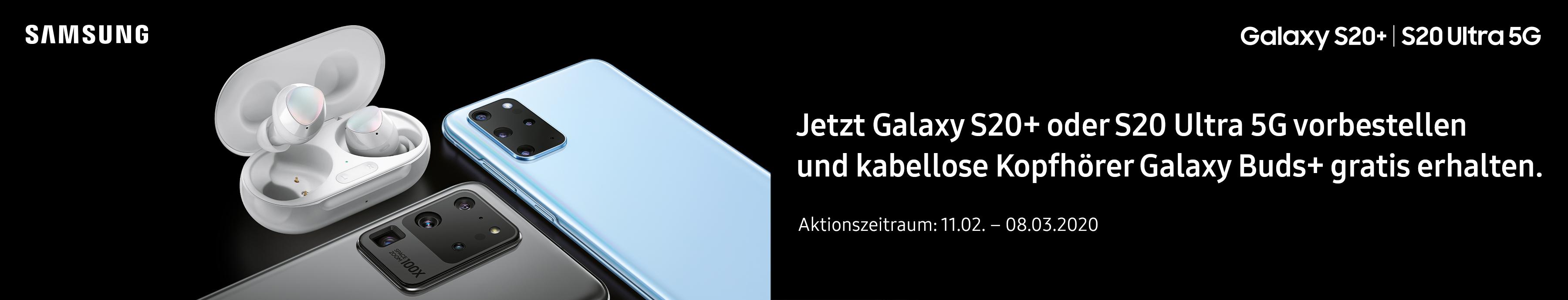 Galaxy S20plus