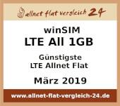 allnet-flat-vergleich-24.de - Günstigste LTE Allnet Flat